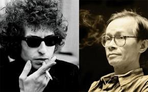 Bob Dylan và Trịnh Công Sơn.