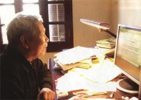 Nhà thơ Lê Đạt: Người lạc quan ngoan cố