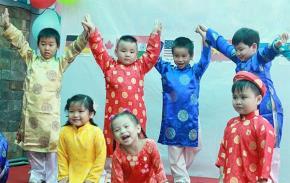 Xây dựng một xã hội thật tử tế cho một Việt Nam thịnh vượng. Ảnh: Minh Khuê