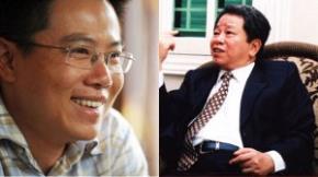 Cuộc trò chuyện giữa ông Ngô Bảo Châu và ông Nguyễn Trần Bạt