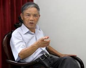 Nhà phê bình văn học Vương Trí Nhàn