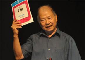 Nhà Giáo dục Phạm Toàn (tên thật của nhà văn, dịch giả Châu Diên)