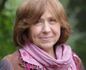 Svetlana Alexievich - nữ nhà văn Belarus vừa đoạt giải Nobel Văn học năm 2015