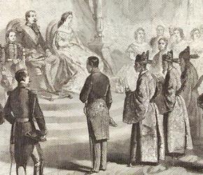 Chuyện chuyến đi ngoại giao châu Âu đầu tiên cách đây 150 năm