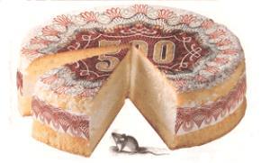 Chia sẻ miếng bánh đầu tư