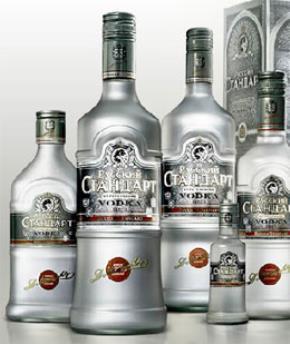 Lợi ích của Vodka