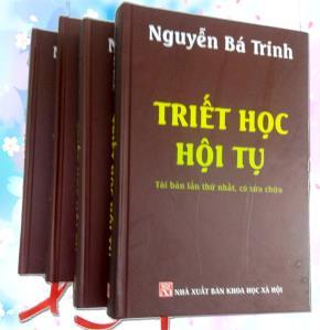 Bìa sách Triết học Hội tụ