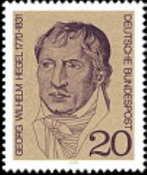 Tem Đức về Hegel