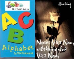 Sách dạy tiếng Việt và tiếng Việt thật