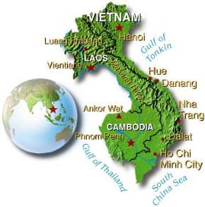Tài nguyên địa chính trị của Việt Nam