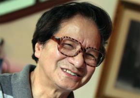 Đạo diễn Trần Văn Thủy - Ảnh: Việt Dũng