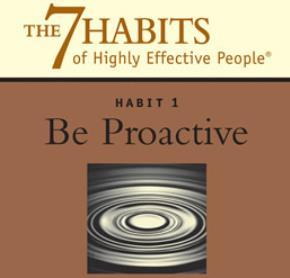 5 phút giới thiệu thói quen thứ 1 để thành đạt của Stephen R. Covey