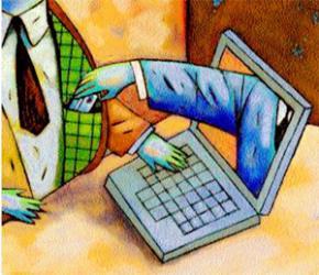 Tấn công trực tuyến: Đích ngắm là con người