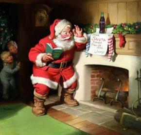 Thư gửi bà già Noel