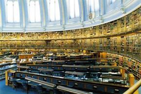 Khám phá những thư viện -nơi bạn không đến để đọc sách