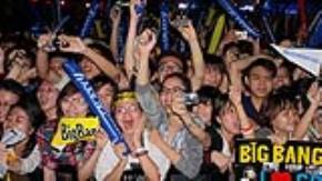 Soundfest, với Big Bang – ảnh báo Thanh Niên