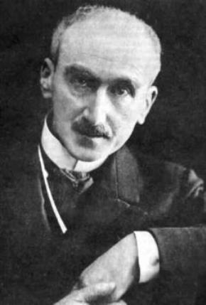 Henri Bergson (18/10/1859-4/1/1941)