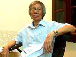 Nhà văn Hoàng Quốc Hải