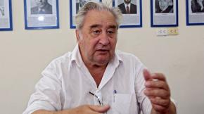 Giáo sư Pierre Darriulat