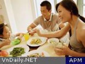 Bữa cơm gia đình Hà Nội