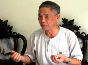 """Nhà nghiên cứu, phê bình Văn học Vương Trí Nhàn: """"Hệ miễn dịch"""" của dân mình với thói xấu đã không còn nên không thuốc gì chữa trị được"""""""