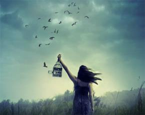 """""""Buông bỏ"""" là một loại trí tuệ, biết buông bỏ mới có được hạnh phúc!"""