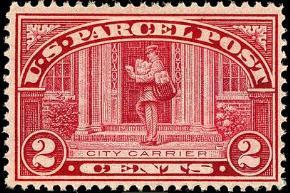Con tem người đưa thư của Mỹ