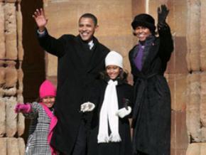 Thư gửi con gái của tổng thống đắc cử Barack Obama