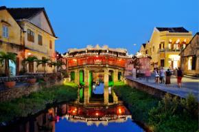 Chùa Cầu Hội An.  Ảnh: Nguyễn Quang Tuấn