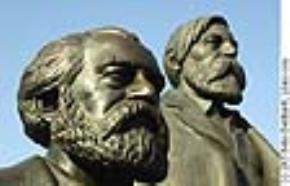 Tượng đài Karl Marx, Engel tại Berlin