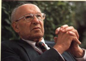 """Peter Drucker - """"Cây đại thụ"""" của giới CEO"""