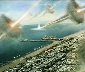 """""""Battle Los Angeles"""": Khi loài người chủ quan trước thảm họa"""
