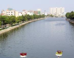 Dự án kênh Nhiêu Lộc - Thị Nghè (TP.HCM) đã từng được Vusta tham gia tư vấn, phản biện. Ảnh: HTD