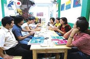 Câu lạc bộ sư phạm – phụ huynh tự học cách dùng sách giáo khoa của nhóm Cánh Buồm