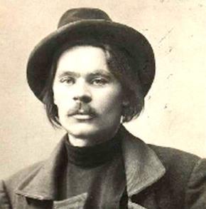 Nhà văn Maxim Gorky (1868-1936)