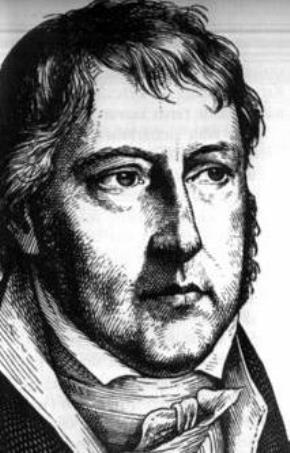 Tôi nghi ngờ ông Hegel