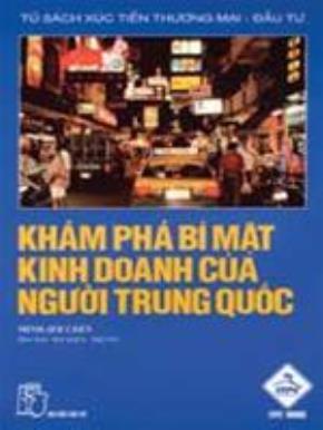 Sách do NXB Trẻ phát hành 07.2004