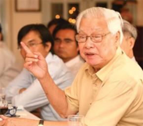 Ông Võ Văn Kiệt tôn trọng chủ kiến của trí thức