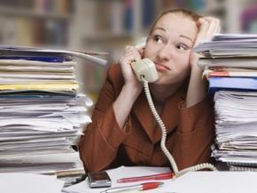 Đừng nghĩ tới công việc quá nhiều kẻo gặp bế tắc trong cuộc sống